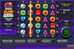 Bejeweled slotmachine