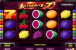 Dynamite 7 Slotmachine