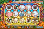 Crazy Farm Race Slotmachine