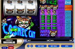 Cosmic Cat slotmachine