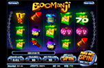 Boomanji slotmachine