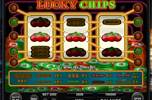 Lucky chips Slotmachine
