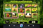 Pandamonium slotmachine