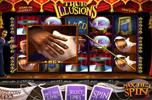 True illusions Slotmachine