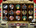 Wonders of Magic slotmachine
