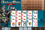 4-Line Jacks or Better Videopoker